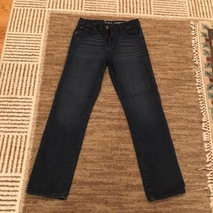 Children's place boys size 14 straight jeans